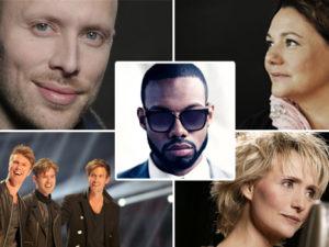 Albin, David Jay, Anne Herdorff, Lighthouse X og Lise Haavik optræder på årets Copenhagen Pride