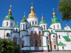 St. Sophia's katedral skal huse åbningsceremonien | Foto: www.visitkievukraine.com