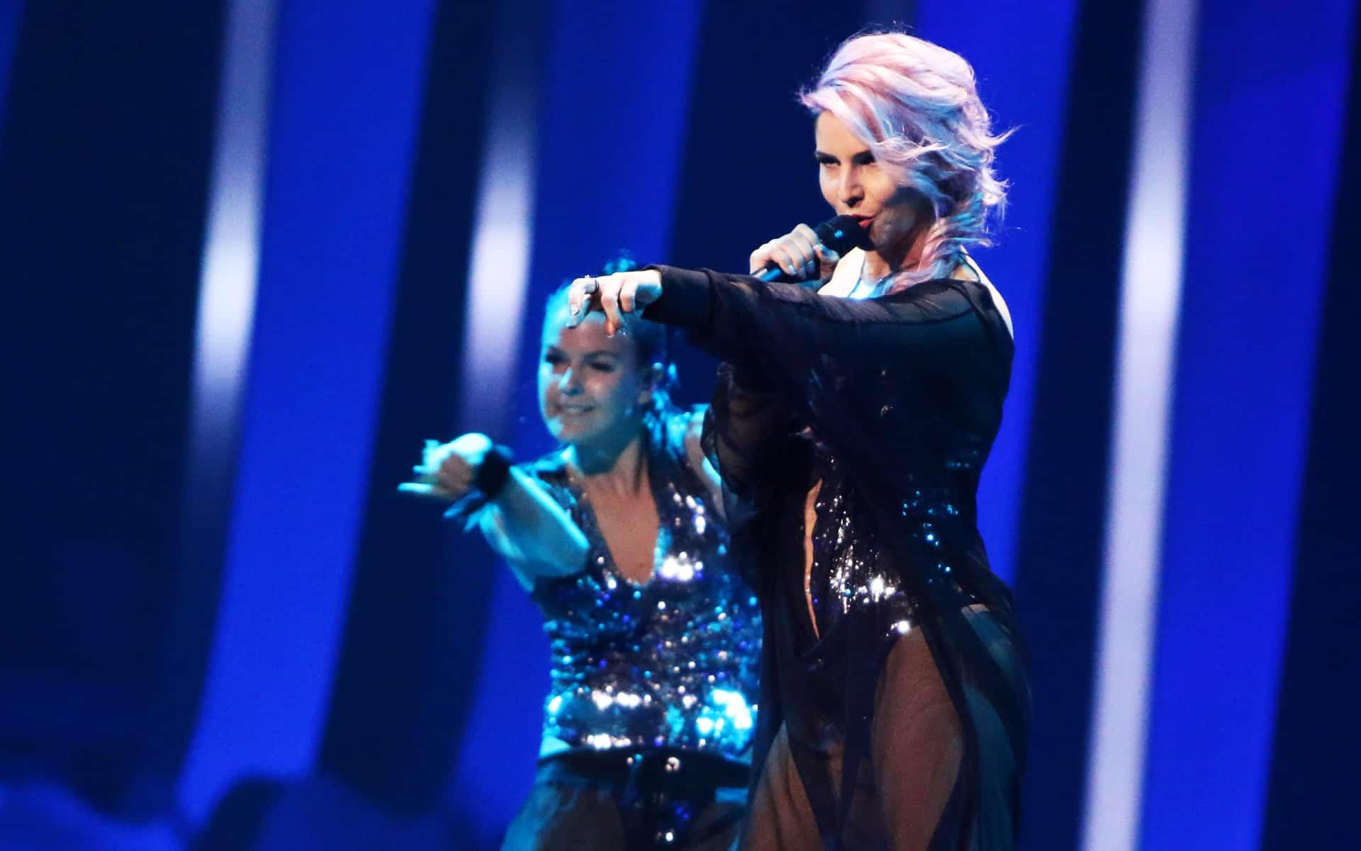 Life after Helsinki 2007 Eurovision: April 2018